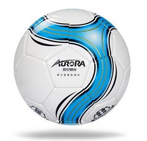 Customized All Size Machine Stitched TPU/PU/PVC Soccer Ball Football