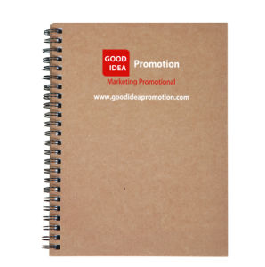 Paper Notebook, Promotional Coil Book, Spiral Notebook pictures & photos