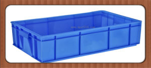 Customized High Quality Plastic Injection Storage Tray for Warehouse pictures & photos