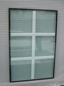 Tempered Crossing Bar Insulated Glass Unit pictures & photos