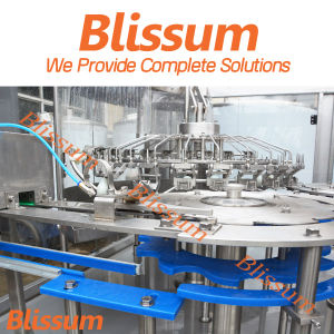 Full Automatic Pure Water Filling Line for Pet Bottle pictures & photos