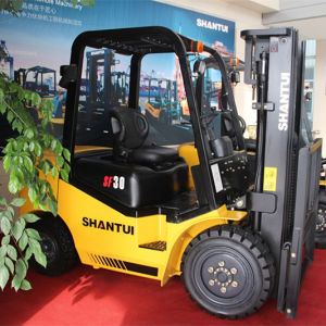 3 T Side Shifter Forklift pictures & photos