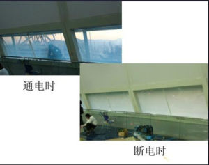 Intelligent High Safety Smart Film Adjustable Tint pictures & photos