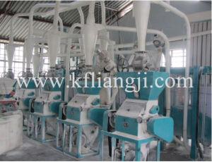 2014 Hot Sale Wheat Flour Milling Machines