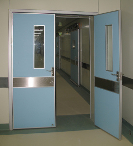 3.0 Hours Steel Fire Door with UL Certified and Bm Trada pictures & photos