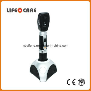 Chargeable Medical Ophthalmoscope with Battery pictures & photos