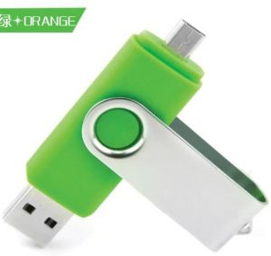 1GB OTG Swivel USB Flash Disk Promotional Items pictures & photos