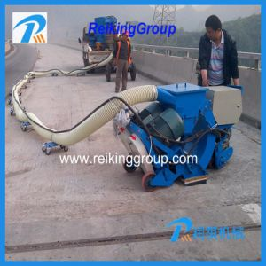 China Floor Shot Blasting Machine with Dust Collector pictures & photos