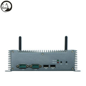 Ipc-Nfn26L - Embedded Mini PC / Fanless Barebone System Computer Embedded Box PC pictures & photos