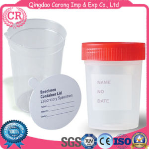 Disposable PP Urine Container for Medical Use pictures & photos