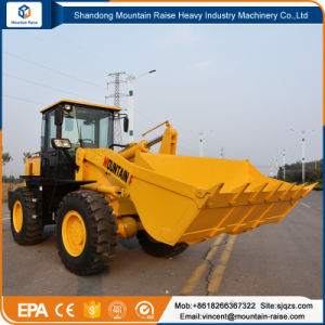 China Zl30 3.0t Wheel Loader pictures & photos
