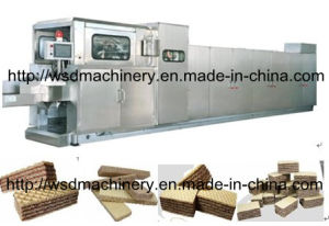 CE Proved Tunnel Baking Oven
