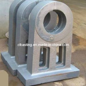 Steel Sand Casting Bearing Block for Machinery pictures & photos