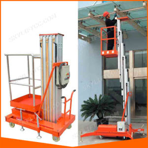 4-10m Aluminum Alloy Mobile Skylift Platform pictures & photos