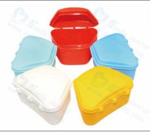 Kdb06 Trapezoidal Denture Container Box pictures & photos