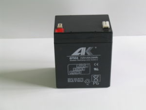 FM Small-Sized Sealed Lead Acid Storage Battery 12V-7ah