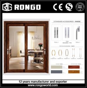 Aluminum Casement Door From China Manufacturer