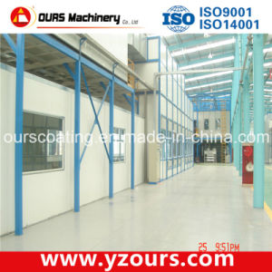 Automatic Powder Coating Booth with Reasonable Price pictures & photos