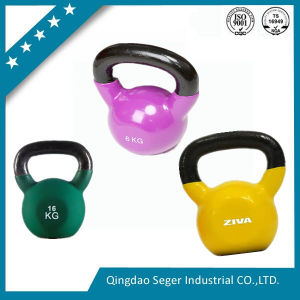 Custom Colored Neoprene Kettlebell for Wholesale pictures & photos