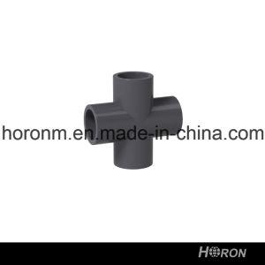 Water Pipe-UPVC Pipe Fitting-PVC Sch80 Cross-UPVC Cross-PVC Cross-Cross