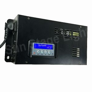 DMX512 Controller 4 Way with RJ45 Port Constant Current LED Driver72W RGBW