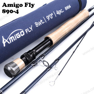 High Quality Fishing Tackle Equipment 9FT Fly Fishing Rod pictures & photos