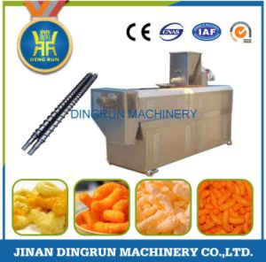 Best price puffed snacks food processing line pictures & photos