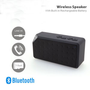 Cordless Bluetooth Speaker Style No. Spb-P08 pictures & photos
