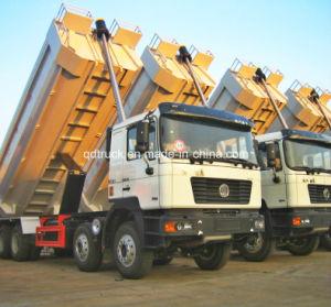 U shape SHACMAN 8X4 Dumper Truck pictures & photos