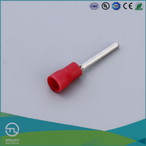 Utl Ptv Insulated Crimping Pin Terminal Free Sample Wire Connectors pictures & photos