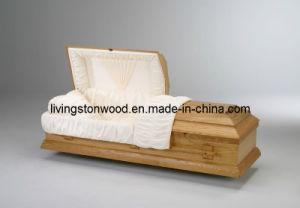 American Style Solid Ash Casket (Vega)