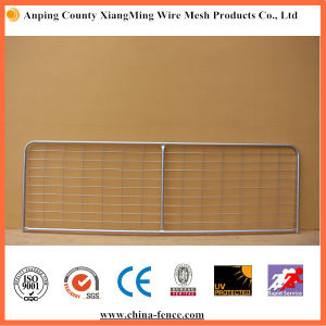 Low Carbon Steel Wire Mesh Farm Gate pictures & photos