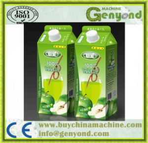 Top Quality Fruit Juice Pure-Pak Filling Machine pictures & photos