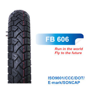 CE Certified Motorcycle Tire Scooter Tyre 3.00-10