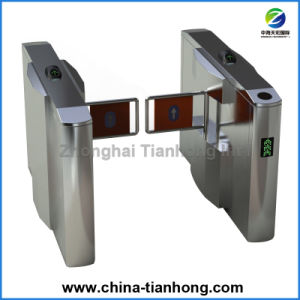 Access Control Modern Designed Swing Barrier Gate Tunrstile Th-Ssg403 pictures & photos