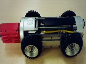 Pipe Inspection Robot with Pan / Tilt Camera pictures & photos