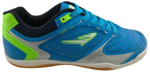 Indoor Training Football Sports Shoes for Men pictures & photos