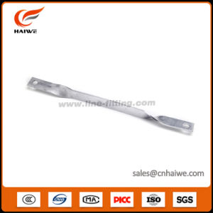 Hot DIP Galvanized Steel Crossarm Tie Strap pictures & photos