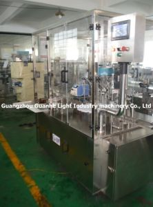 Automatic Liquid Filling and Capping Machine for Small Bottles pictures & photos