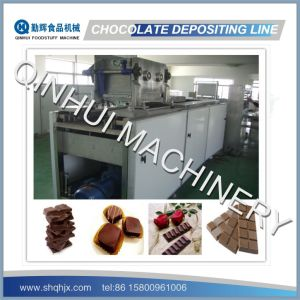 PLC Control&Full Automatic Chocolate Making Machinery pictures & photos