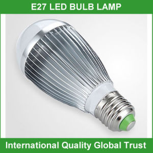 E27 7W LED Lighting Bulb for Home