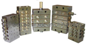 Grease Lubricator Progressive Block Distribution