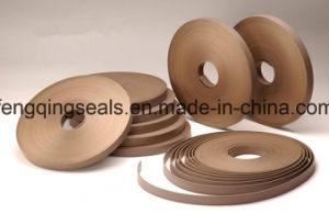 Bronzed PTFE Material Guide Belt in Machine pictures & photos