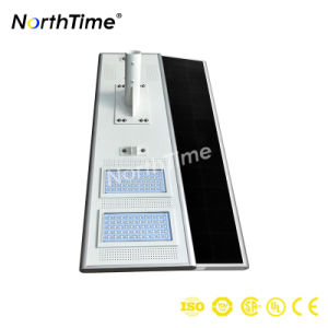 6W-120W Integrated Mono Silicon Solar Outdoor Lighting with PIR Sensor pictures & photos