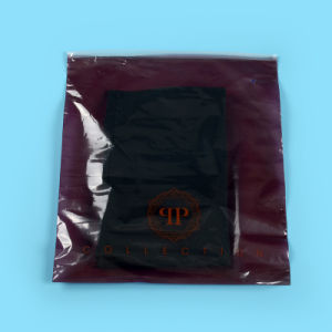 High Quality Printed Ziplock Plastic Bags for Garments (FLZ-9226) pictures & photos