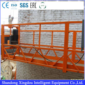 Galvanized Suspended Platform/Zlp630 High Building Cleaning Equipment/Suspended Scaffold pictures & photos