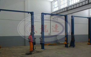 Wld-235m 2 Post Lift with Safety Beam pictures & photos