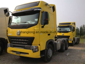 Sinotruk 40-60t Tractor Truck of HOWO A7 (371HP Engine) pictures & photos