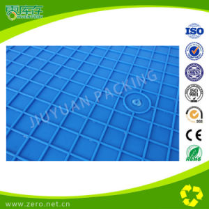 HDPE New Material Industrial/Light Industrial Plastic Crates with Iron Lug pictures & photos