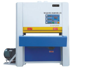 Super Thick Heavy Type Wide Belt Wood Calibrating Machine pictures & photos